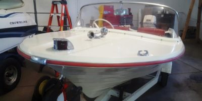 1965 Sea King 15′ Runabout