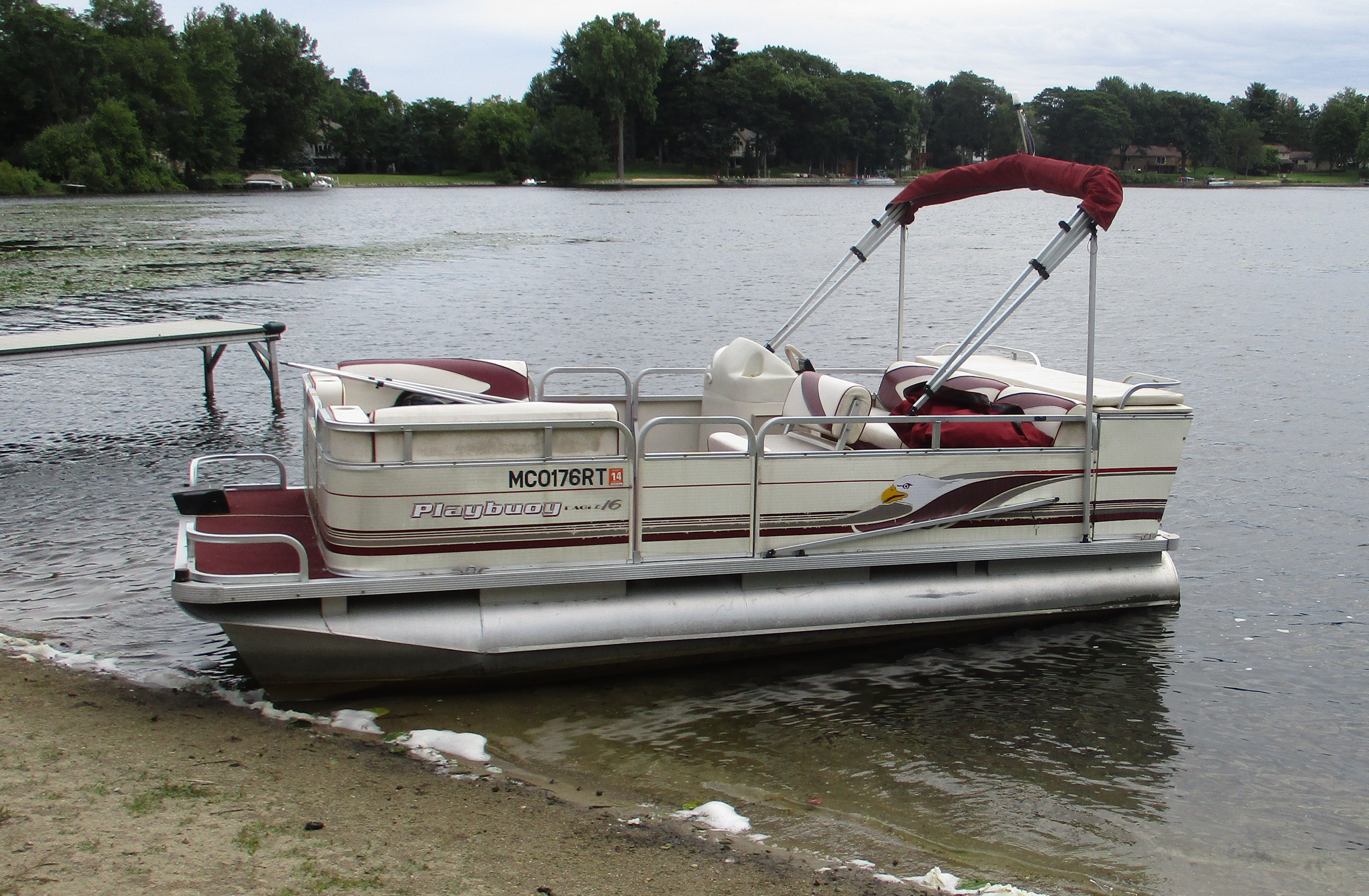 1999 Playbouy 16 Eagle