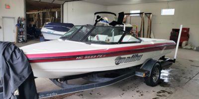 1996 Malibu 20 Response Ski Boat