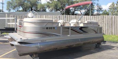 2016 Apex 820 RLS Luxury Series Pontoon Boat