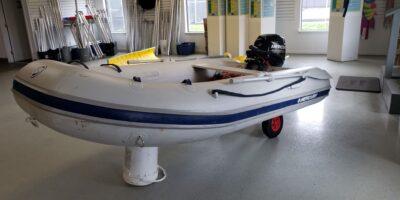 2014 Mercury 310 Sport Inflatable Boat